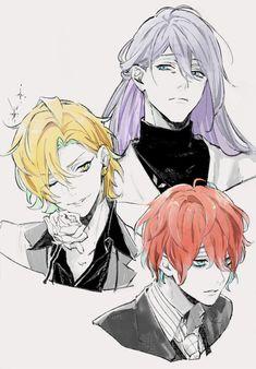 Boys will be boys~ Manga Boy, Manga Anime, Anime Art, Anime Sexy, Anime People, Anime Guys, Fanarts Anime, Anime Characters, Rap Battle