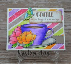 K's Kraftology: Summer Coffee Lovers Blog hop 4