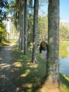 Bosque do Parque das Águas.