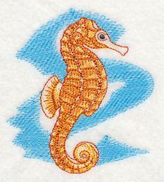 Sea Life Splash - Seahorse