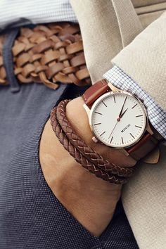 The Rose Gold Natural Tan watch is simply understated elegance. With a case & genuine tan leather strap, this watch pairs with almost any outfit. Click VISIT link above to read Cool Watches, Watches For Men, Men's Watches, Herren Outfit, Mens Watches Leather, Luxury Watches, Quartz Watch, Fashion Watches, Fashion Accessories
