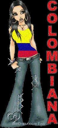 Colombiana I Miss U, Homeland, Bella, Latina, Beaches, Wonder Woman, Culture, Superhero, Country