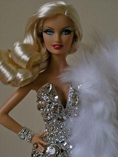The Blonds Blond Diamond Barbie by loomy_59, via Flickr