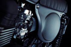 Triumph Bonneville T100 by Renard 4