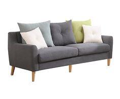 """Sofa """"Jasper"""", 88 x 195 x 91 cm"""