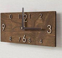 clock modern