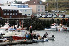 Fête des pêcheurs à Stykkishólmur (Islande 2011) - 9 septembre 2020 - La photo du jour
