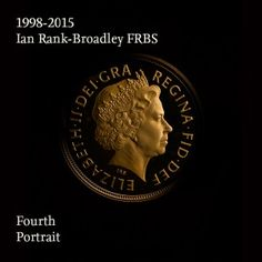 The Fourth Portrait by Ian Rank-Broadley.  http://www.royalmint.com/Features/The-Fourth-and-Fifth-Definitive-Coinage-Portrait