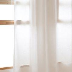 GARDINE AUS LEINEN MIT FRANSEN - Dekoration - Nordic Collection | Zara Home Deutschland