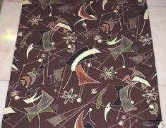 Midcentury Curtains, Mid Century, Celestial, Brown, Home Decor, Decoration Home, Room Decor, Brown Colors, Home Interior Design