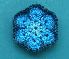 African Flowers | Crochet with Raymond