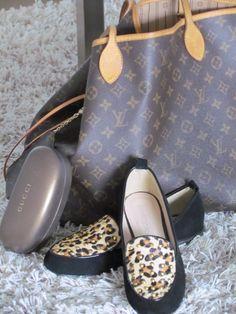 Louis Vuitton Neverfull - Miss Mass style