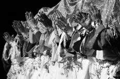 • Addal women troupe • Ahwach dance • Tafraout, Morocco