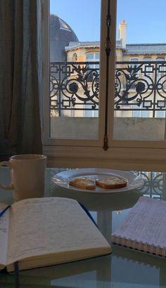 Book Aesthetic, Summer Aesthetic, Travel Aesthetic, Paris Flat, Paris Apartments, Study Inspiration, Dream Life, Apartment Living, Picture Wall