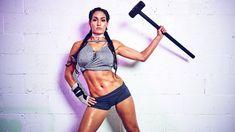 Fearless Nikki #WWE #Nikki_Bella Nikki Bella Photos, Nikki And Brie Bella, Wrestling Divas, Women's Wrestling, Nicole Garcia, Wwe Wallpaper, Wwe Girls, Celebrity Workout, Wwe Womens
