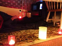 Autumn Date Night DIY Building a Blanket Fort. Relationship Goals  Miss T Blogs: October 2017