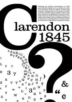 31 Best Clarendon Font Family images in 2013 | Clarendon