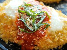 Pollo empanizado con quinoa y parmesano | ActitudFEM