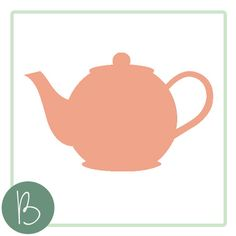 Tea Pot SVG File by BeaOriginalStore on Etsy, $2.00
