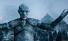 The Legendary Nights King White Walker In Game Of Thrones wallpaper