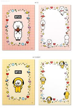 Manualidades kpop Drawing Tips how to draw lips Bts School, Kpop Diy, Memo Notepad, School Scrapbook, Bts Merch, Bts Chibi, Line Friends, I Love Bts, Sticky Notes