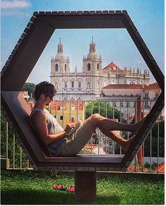 Map of the Best Instagram Spots in Lisbon