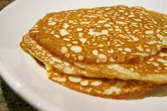 delicious wife: flourless, low carb crepes...perfect as tortillas ...