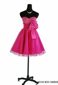 Neon pink prom dresses #1: d6b18ca740ed6b5c169c8c7a2e e