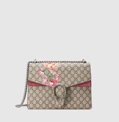 ♡ Got to save for this one - Gucci - dionysus geranium print shoulder bag 400235KU23N8693