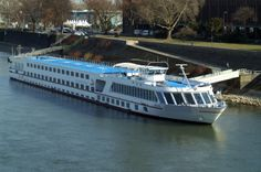 River Cruiser MPS Verdi. Perfect as a flexible group accommodation for housing your staff on site.
