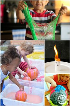 23 Halloween Home Science Fun Ideas For Kids