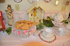 "Bernideen's Tea Time Blog: REMEMBERING 2013 WITH ""FRIENDS SHARING TEA"" and ""TEA IN THE GARDEN"""
