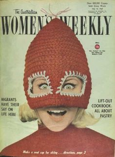 knitted headwear's all the rage