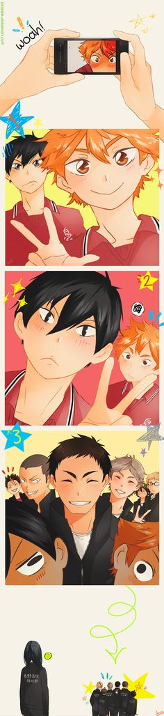 Haikyuu!! by sutalight.deviantart.com on @DeviantArt