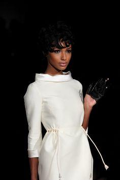 Dsquared Fall Winter 2012-13 Women Fashion Show Catwalk Milano Fashion Week