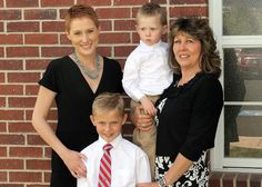 """""""i'm the wife of an amazing man. the mother of a fantastic 3 year old boy and a sweet newborn little lady, and the birthmother of the most loving and handsome 9 year old boy i've ever known."""" #adoption"""
