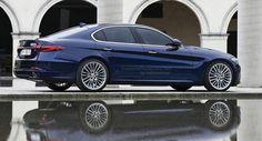 Alfa Romeo Delays Plans For Flagship Sedan