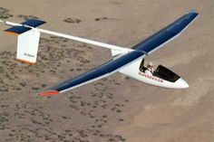Solar Powered Aircraft.