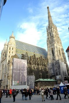 St. Stephan's Cathedral   Viena
