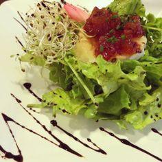 salada de cabra
