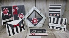 Stamp & Scrap with Frenchie: Timeless Elegance, Beautiful Bunch, Fun Flower punch