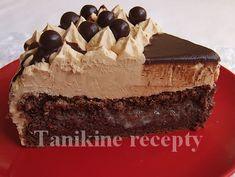 Karamelová torta :: Recepty Cheesecake, Desserts, Food, Tailgate Desserts, Deserts, Cheesecakes, Essen, Postres, Meals