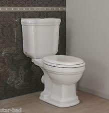 Nostalgie Stand WC Retro Stand WC Nostalgie m. Spülkasten AKTION MARKEN PRODUKT Wc Retro, Stand Wc, Toilet, Bathroom, Ebay, Shopping, Nostalgia, Full Bath, Action