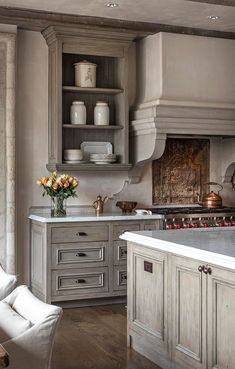 Cabinet Ideas Kitchen - CHECK THE PIN for Various Kitchen Cabinet Ideas. 79564859 #cabinets #kitchenorganization