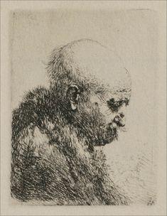 Rembrandt Etchings Reproductions | Rembrandt van Rijn: Complete Etchings