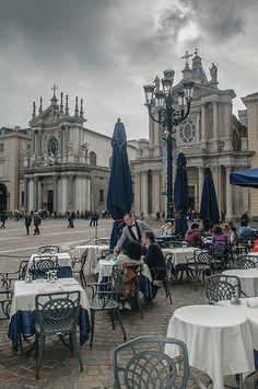 Caffé Torino - Piazza San Carlo