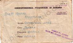 Corrispondenza prigionieri di guerra