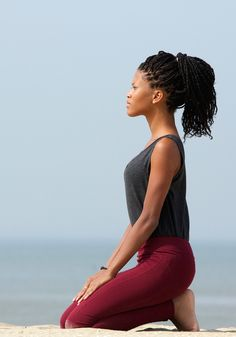 Meditation has a host of health benefits including lowering your chance of getting colds and helping to control inflammation.
