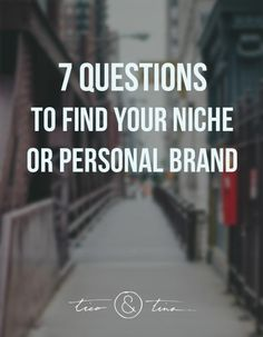 Here we are to wrap up how to find your niche in blogging. That should probably be worded differently since it implies that it's easier than it is. *smirk*  L