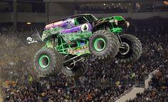 Monster Jam on October 8 at 7 p.m. -- From $24 - Save $9.65